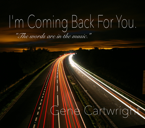I'm Coming Back Cover